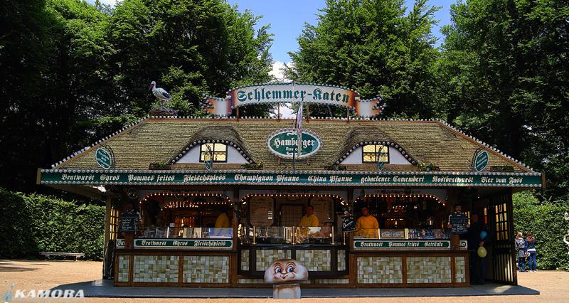 Schaustellerbetrieb & Eventservice Peer Hamberger Rostock